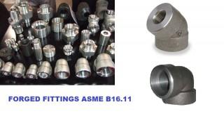 Phụ kiện hàn lồng và ren áp lực ( ASME B16.11)
