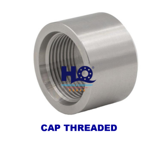Cap threaded end 3000# ASME B16.11 ANSI A105