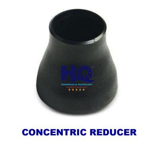 Bầu giảm hàn đồng tâm SCH40 ANSI B16.9 A234