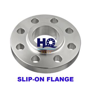 Slip-on flange BS 4504 PN16