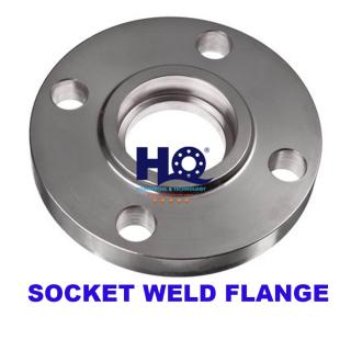 Mặt bích hàn lồng SOCKET WELD FLANGE BS4504 PN16