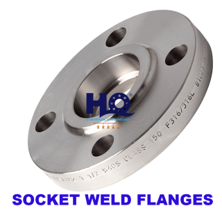 SOCKET WELDING FLANGES ASME B16.5