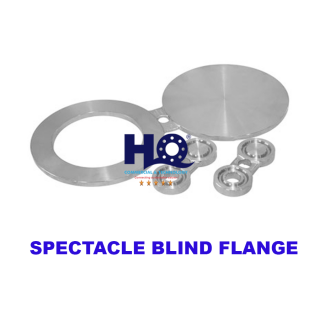 SPECTACLE BLIND FLANGE ANSI B16.48