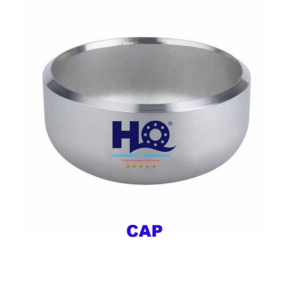 CAP STAINLESS STEEL ASME B16.9