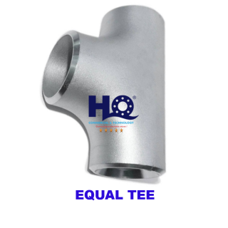 EQUAL TEE STAINLESS STEEL ASME B16.9