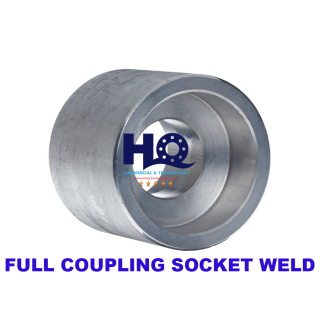 Full coupling socket weld 3000# ASME B16.11 ANSI A105