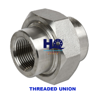 Union threaded end 3000# MSS SP-83 ANSI A105