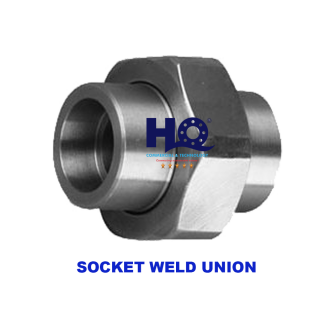 Union socket weld 3000# MSS SP-83 ANSI A105