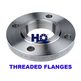 THREADED FLANGES BS 4504 PN16
